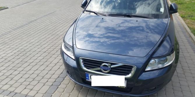 Chiptuning Volvo V50 2.5T benzyna